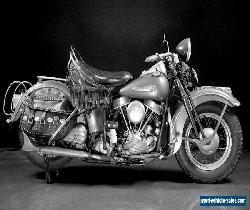 1948 Harley-Davidson FL Panhead for Sale