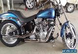 2006 Harley Softail in Immaculate condition for Sale