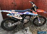 KTM SXF 250 2016 LOADS OF EXTRAS!!! for Sale
