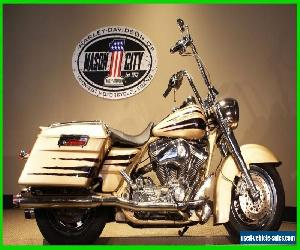2003 Harley-Davidson Touring 2003 RoadKing CVO Screamin Eagle Gold for Sale
