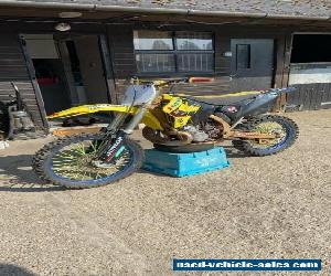Suzuki RM250 Two Stroke for Sale