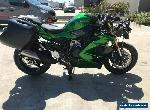 KAWASAKI H2 SX SE H2R SUPER CHARGED 03/2018MDL 4877KMS PROJECT MAKE AN OFFER for Sale
