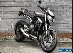 Triumph Street Triple 765RS 2017 7300 miles Absolutely Stunning Condition for Sale