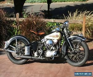 1939 Harley-Davidson EL Knucklehead for Sale