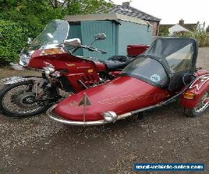 Honda goldwing OUTFIT GL1000 1975 OUTF for Sale