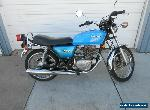 1978 Kawasaki KZ200 for Sale