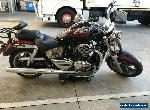 TRIUMPH THUNDERBIRD COMMANDER 05/2014 MODEL 47104KMS PROJECT MAKE AN OFFER for Sale