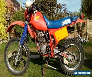 HONDA XR 250 RE 300cc BIG BORE VINDURO for Sale