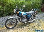 honda cb250 g5  1976 clean near origional condition 44 years old remember for Sale