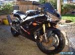 2004 Kawasaki Ninja ZR6R 636 Fuel Injected BH1 Model Black 636cc 600 Sportsbike for Sale