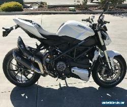 DUCATI 1098 STREET FIGHTER 05/2010 MODEL PROJECT MAKE AN OFFER for Sale
