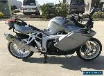 BMW K1200 K1200S K 1200 S 03/2005 MODEL CLEAR TITLE PROJECT MAKE AN OFFER for Sale