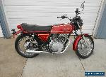 1977 Yamaha XS for Sale