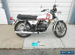 1975 Yamaha RD250B for Sale