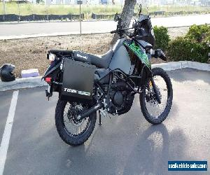 2017 Kawasaki KLR for Sale