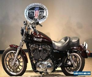 2011 Harley-Davidson Sportster Sporty Sportster