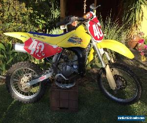 SUZUKI RM85L MOTORBIKE for Sale
