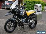 2004 BMW R1150 GSA GS Adventure Very decent late bike, big history, must sell! for Sale