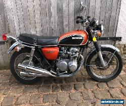 Honda CB500F Classic 1973 Project Bike for Sale
