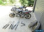 2X BARN FIND Honda 83 VF750F and 85 Honda VF500F motorcycles - NO RESERVE for Sale