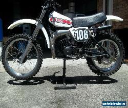 1977 Yamaha YZ125D for Sale