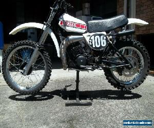 1977 Yamaha YZ125D for Sale