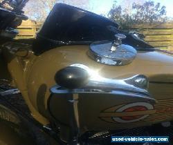 1936 Harley-Davidson Knucklehead for Sale