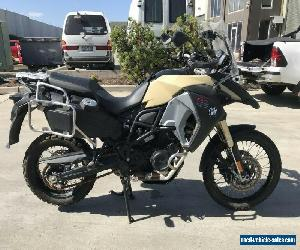 BMW F800GS F800 GS 10/2013 MODEL 27067KMS  PROJECT MAKE OFFER for Sale