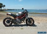 DUCATI MONSTER 2007 S4R 998 Testastretta,Road Bike, Immaculate Condition for Sale