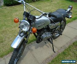 1972 Suzuki TC125 for Sale
