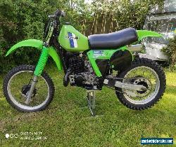 Kawasaki kx250 1980 RARE classic Motocross bike  for Sale