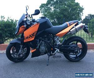 KTM Superduke 990 999cc 2009
