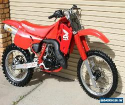 HONDA CR500 1988,NICE CLEAN EXAMPLE.RUNS GREAT,MAY SUIT YZ490,KX500 BUYER for Sale