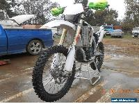 2009 YAMAHA YZ250F LIMITED EDITION for Sale