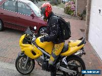 2002 SUZUKI SV 650 SK1 YELLOW for Sale