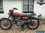 Suzuki T250 Barn find spares or repair Restoration Project Classic  for Sale
