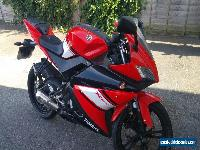 Yamaha YZF R125 2010 Red for Sale