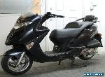 Kymco Grand Dink / Vista 125 Auto Scooter, 23864 Miles, Barn Find, Spares Repair for Sale