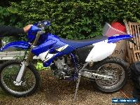 2004 YAMAHA WR 450 F BLUE for Sale