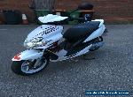 2007 Yamaha Jog RR 50cc Moped Scooter for Sale