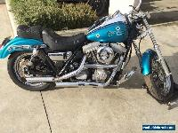 HARLEY DAVIDSON FXR 12/1993 MODEL CLUB REG?? CLEAR TITLE PROJECT  MAKE AN OFFER for Sale