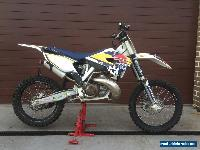 2014 Husqvarna TC250 2T - Excellent Condition for Sale