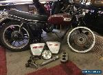 Triumph Trident T150 rolling chassis 1974 for Sale
