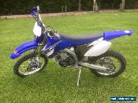 yamaha wr450 2008 low k's for Sale