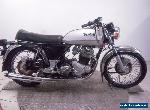 1975 Norton 850 Commando Unregistered US Import Classic British Restoration Proj for Sale