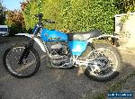 Classic Bultaco Pursang 250 Motocross Scramble Motorcycle 1971 - 72 for Sale
