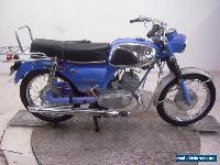 1966 Suzuki S32-2 150 Unregistered US Import Barn Find Classic Restoration Proj for Sale