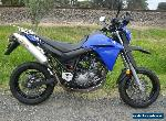 2004 YAMAHA XT660X, STARTS AND RUNS GREAT, LONG REGO!, EXCELLENT CONDITION for Sale