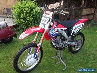Honda CRF250 2005 Little Use Excellent Condition for Sale
