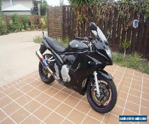 Suzuki GSX650F unrestricted - female owner, very reliable for Sale